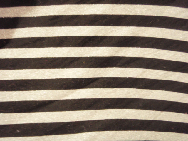 Striped -Cotton Jersey Print
