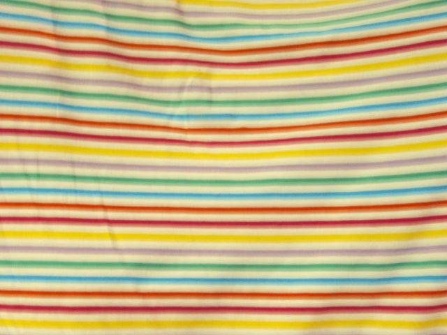 Thin Striped - Cotton Jersey Print