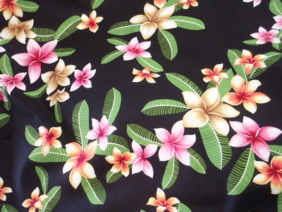 Tropical Palm - Cotton Poplin Patchwork