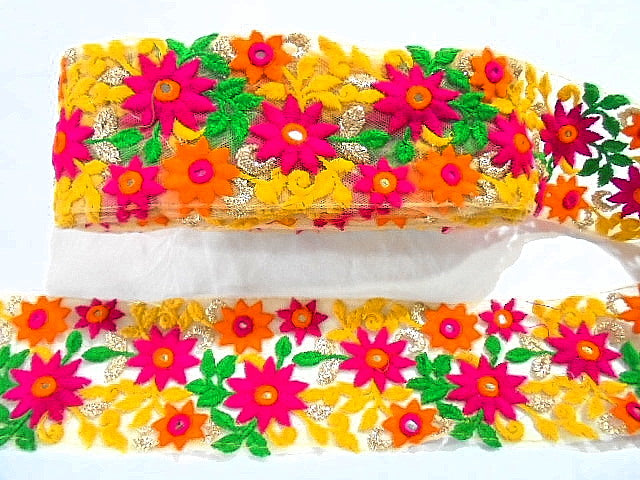 Flower Power Vibrant Exclusive Trim