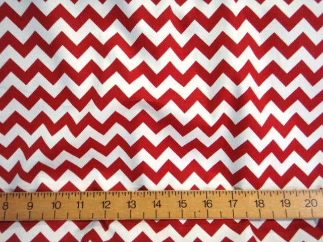 Zig Zag - Cotton Poplin Patchwork