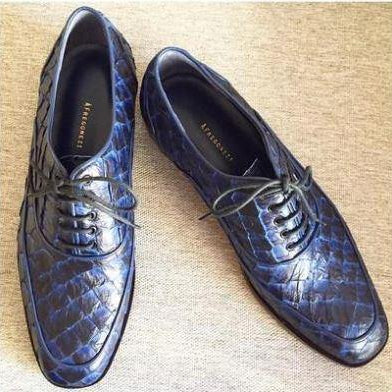 Men's shoes - Fashion, style and personalization