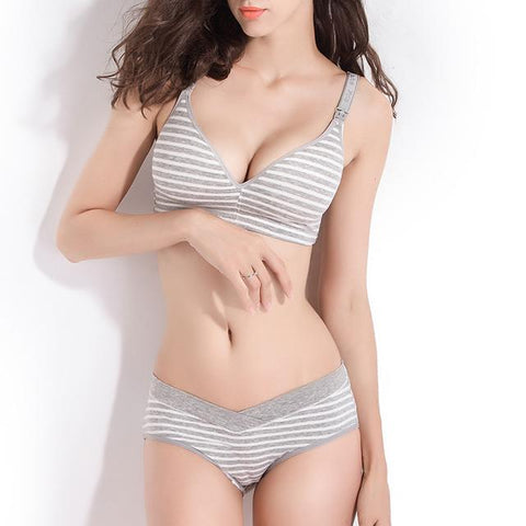 Maternity Feeding Bra & Underwear Sets