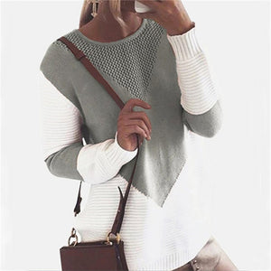 Autumn And Winter New Knit Bottoming Sweater