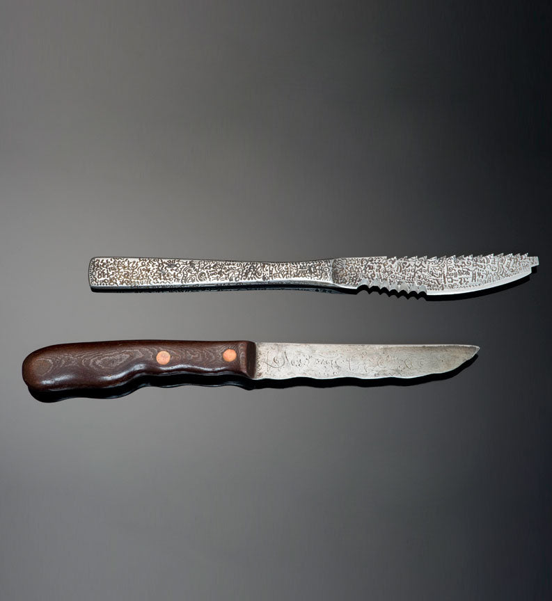 Survival Knife, 1988, Pairing Knife, 1975