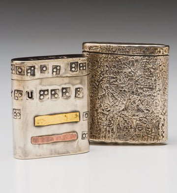 Braille Container, 1980,  Container 1977
