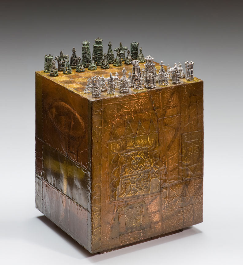 Chess Set, 1968