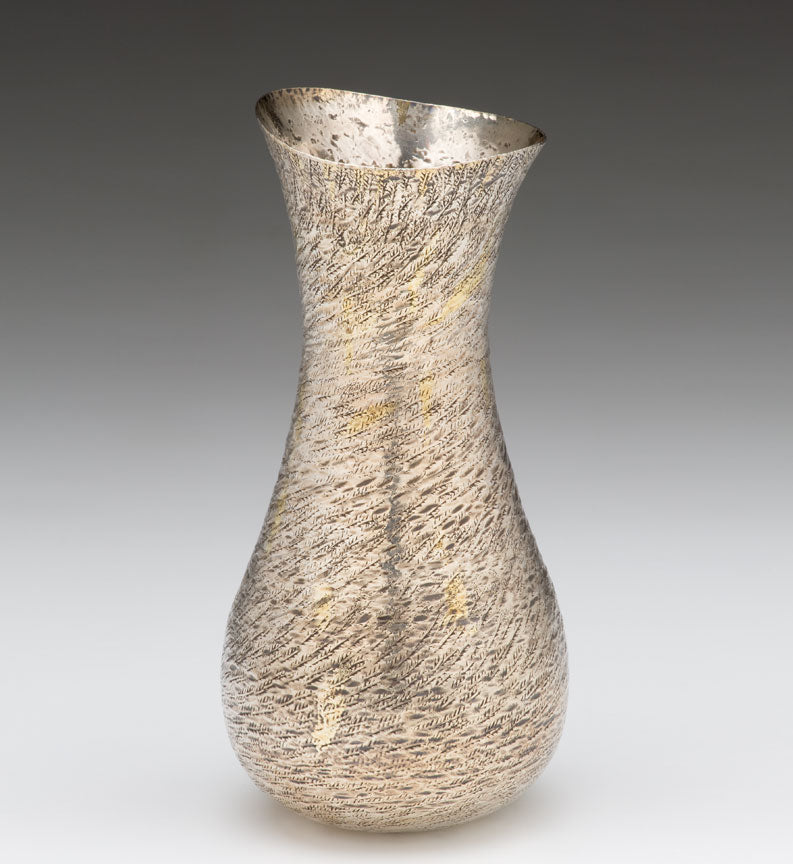 Large Round Bottom Vase, 1997