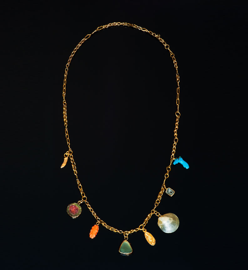 Rene's Necklace, 1975