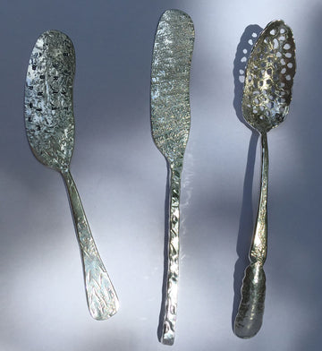 Cornichon Spoon