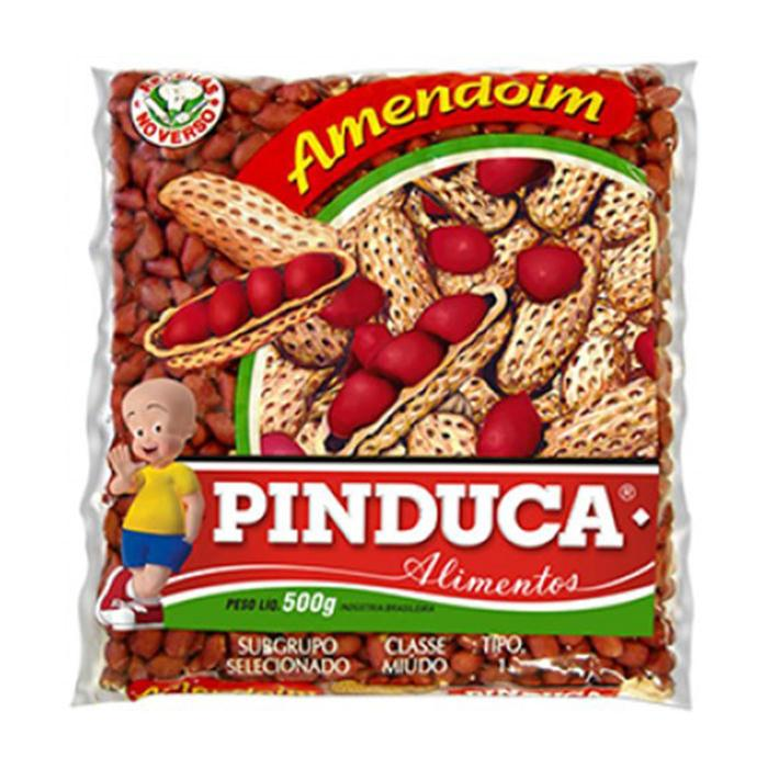 Amendoim Pinduca 500g - Favi Foods Brazilian Grocery Food Market