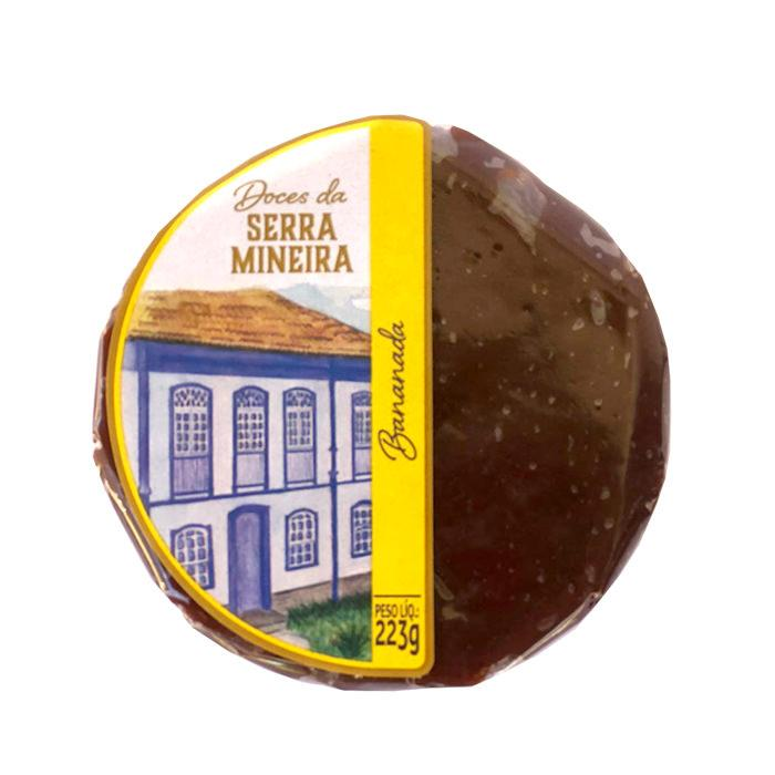 Banana Paste Bar Serra Mineira 223g