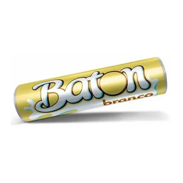 Chocolate Baton Branco Garoto 16g - Favi Foods Brazilian Grocery Food Market