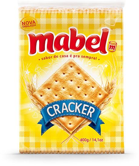 Biscoito Cracker Mabel 400g - Favi Foods Brazilian Grocery Food Market