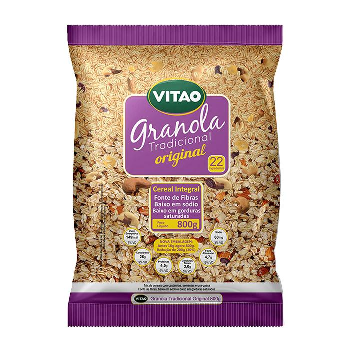 Traditional Granola Vitao 800g