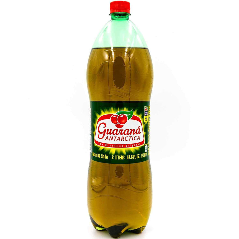 Guaraná Antarctica 2L - Favi Foods Brazilian Grocery Food Market