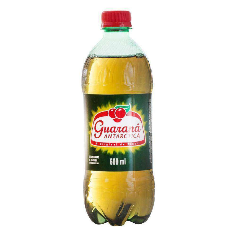 Guaraná Antarctica 600ml - Favi Foods Brazilian Grocery Food Market