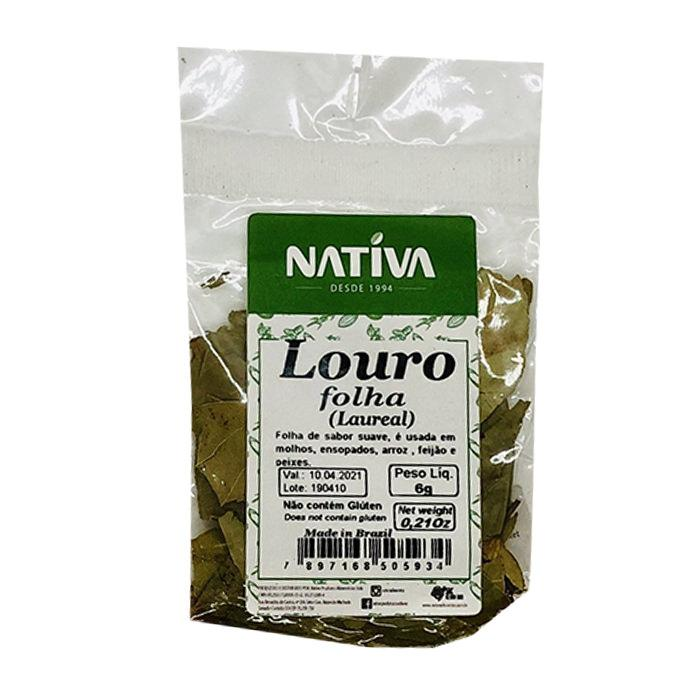 Louro Nativa 6g - Favi Foods Brazilian Grocery Food Market