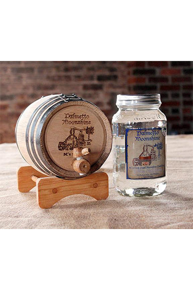 OAK BARREL AGING KIT - INCLUDES 1 LITER WHITE LIGHTNING MOONSHINE