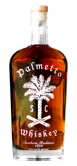 PALMETTO WHISKEY (750ML)
