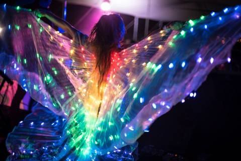 Get Ready For Your First Rave