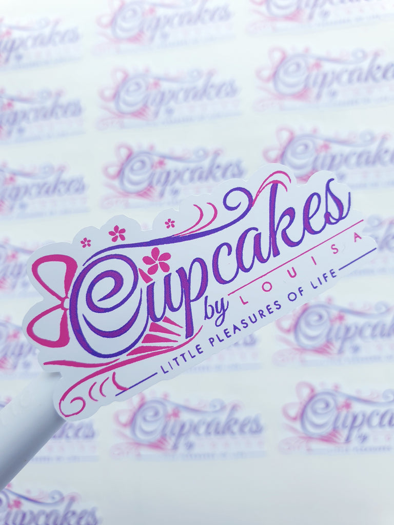 Custom Order -  Cupcakesbylouisa stickers