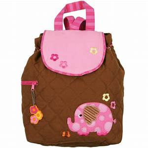Children quilted backpack