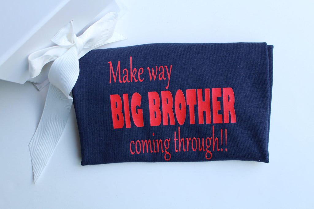 Big brother coming through - colour-me-balloon-decor-gifts