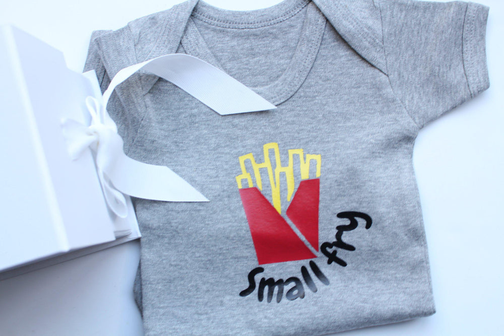Small fry t-shirt - colour-me-balloon-decor-gifts
