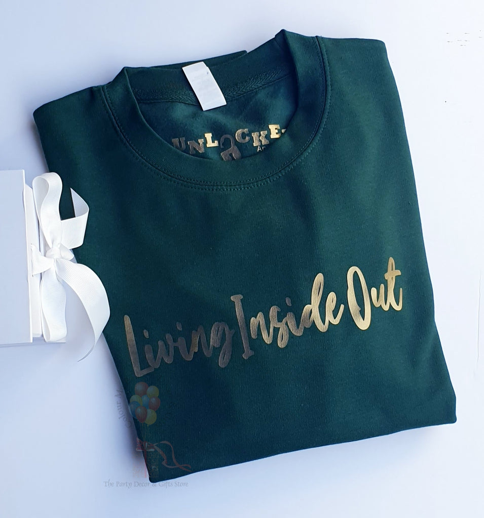 Living inside out SweatShirt