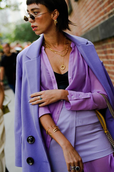Street style inspiration from New York 2019