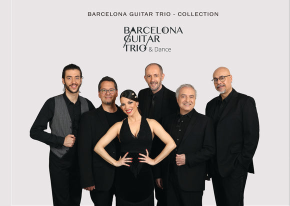 Barcelona Guitar Trio - Collection (pen drive*)