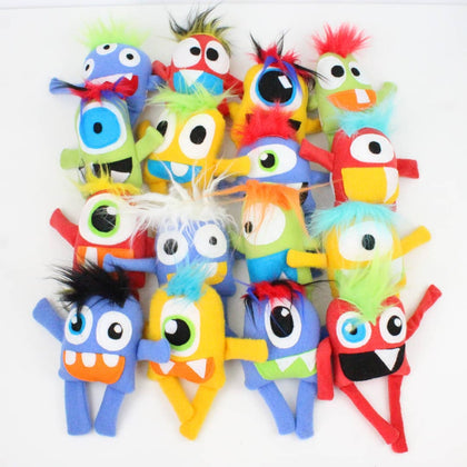 Stuffed Monsters