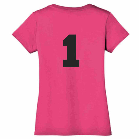 Add on- Add a name and/or number to the back of your item-Add On-Becky's Boutique-One Digit Number Only-Beckys-Boutique.com