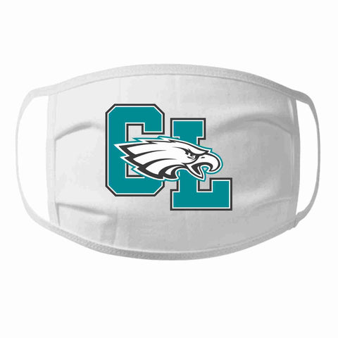 Corner Lake Middle School, perfect for teams, schools and events Face Mask Beckys-Boutique.com