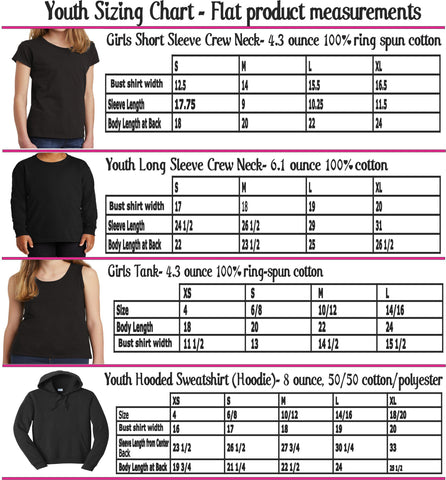 Image of D and L Dance Center Girls Crew Neck Short Sleeve Girls short sleeve Becky's Boutique