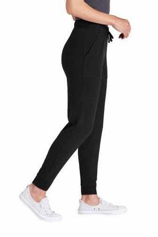 D and L Dance Center Spangle Bling Jogger Pants Jogger Pants Becky's Boutique