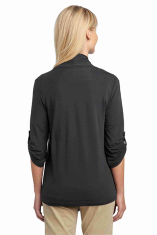 Image of EXP Realty- Ladies Cardigan 3/4 Button Down Beckys-Boutique.com