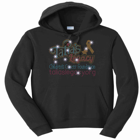 Glam Wars - Talia's Legacy Spangle Bling - Hoodie Hoodie Becky`s Boutique