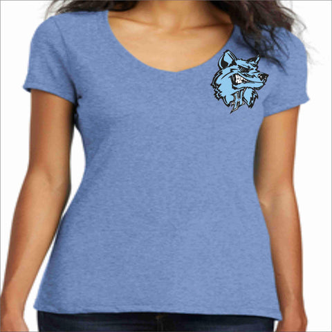 Image of Hagerty PW Coach Ladies V-neck Beckys-Boutique.com