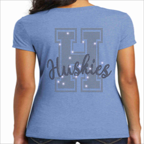 Image of Hagerty PW Coach Ladies V-neck Beckys-Boutique.com XSmall
