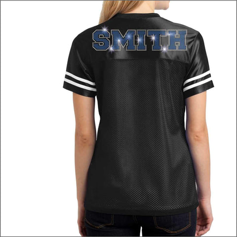 HHS Majorette Jersey Shirt - Available in Black Beckys-Boutique.com
