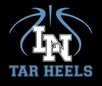 Image of Lake Nona Tar Heels LN Basketball Mens and Youth - available in short, long sleeves and hoodies - Beckys-Boutique.com