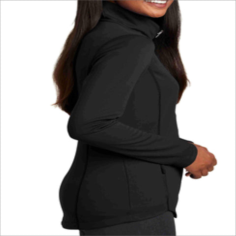 Legacy Jets - ladies Zip Up Jacket Zip up jacket Beckys-Boutique.com