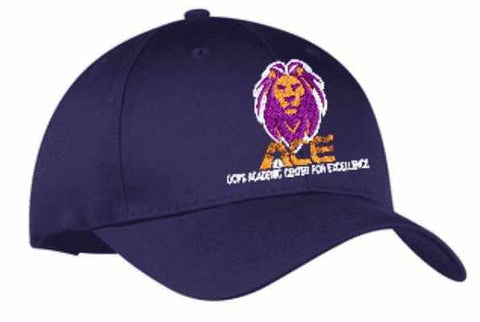 Image of OCPS ACE Embroidered Hat - Multiple colors available (Adult and youth sizes available) Schools Becky's Boutique