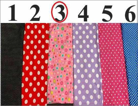 Image of Polka Dot Face Mask, Adult and Child Sizes, For dust, travel, pet grooming, gardening and medical. Washable, Reusable with adjustable nose piece Face Mask Beckys-Boutique.com Adult 3-Pink Multi Polka Dots