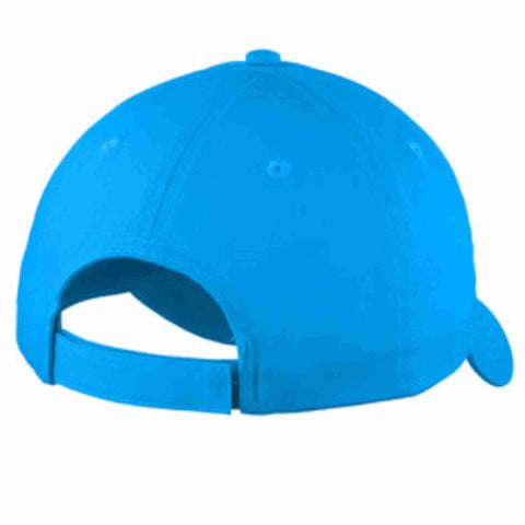 Southern Classics Car Club Hat- white, black, teal and gray Hat Becky's Boutique