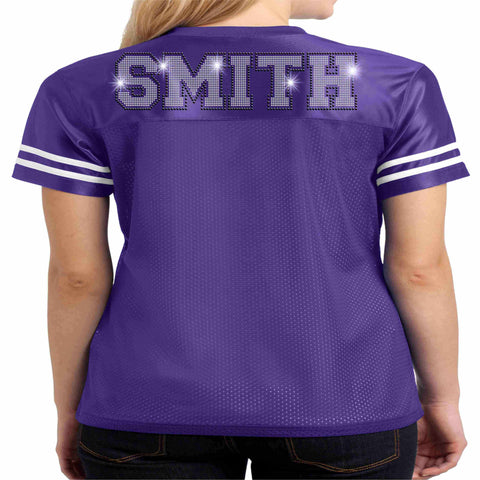 Timber Creek High School TCHS Majorette Jersey Shirt - Available in Purple Beckys-Boutique.com