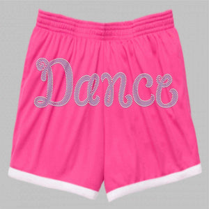 Velocity Dance Shorts - Available in adult only Beckys-Boutique.com