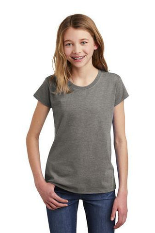 Youth University Carillon Spangle Bling short sleeve shirt Schools Becky's Boutique XS Gray